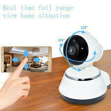 Wireless WIFI Webcam Pan Tilt 720P Security Network CCTV IP Camera Night Vision