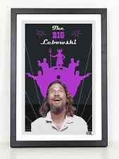 "The Big Lebowski 17""x26"" movie poster print"