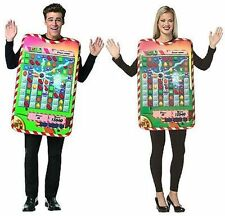 Rasta Imposta Candy Crush Game Board Tunic Halloween Costume One Size 3945