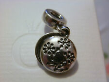 VERY RARE RETIRED GENUINE PANDORA DANGLE LUCERNE AMULET CHARM-790522-ONLY ONE