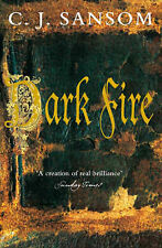 Dark Fire by C. J. Sansom (Paperback, 2007) New Book