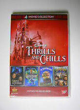 TOWER OF TERROR The Haunted Mansion MR. TOAD'S WILD RIDE The Country Bears DVD
