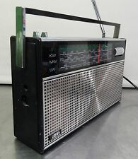 vintage portable radio -  Loewe Opta T95 Kofferradio 1974-75