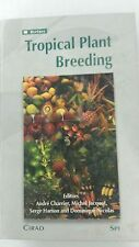 Tropical Plant Breeding by Andre Charrier Hardcover Book (English)