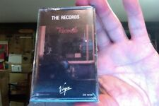 The Records- self titled 1979- new/sealed cassette tape- rare?