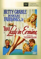 That Lady in Ermine (1948 Betty Grable) - Region Free DVD - Sealed