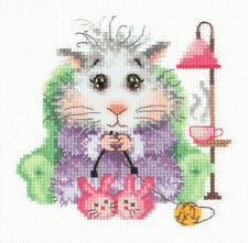 Cross Stitch Kit I knit to order