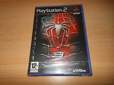 PS2 Spiderman 3  UK Pal, Brand New  Sony Factory Sealed
