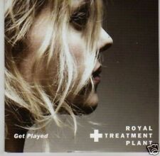 (L181) Royal Treatment Plant, Get Played - DJ CD