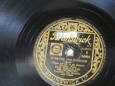 78rpm RUSS MORGAN forever & forever / you you you are the one