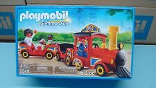 Playmobil 5549 Children's Train Christmas time series Geobra toy NEW in Box