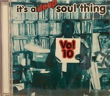 IT'S A DEEP SOUL THING - Volume #10 - 20 VA Tracks