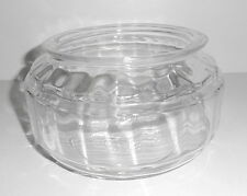 Anchor Hocking Half Gallon Solid Glass Squat Fish Bowl