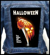 HALLOWEEN --- Giant Backpatch Back Patch / Horror Movie