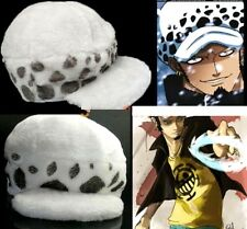 FD4137 Anime One piece Trafalgar Law Cosplay Hat Death Surgeon Two Years Later