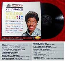 LP Sarah Vaughan´s Golden Hits!!!