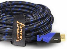 High Quality 35 FT High Speed HDMI Cable 24K Gold HDTV With Ethrnet 35FT 1080p