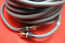 Monster M550SW M550 Series Hi Performance Home Car Boat AUX Subwoofer Cable 12m