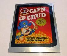 Topps Wacky Packages Chrome Cap'n Crud Cereal Card #54 2014