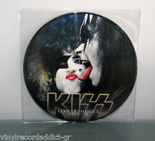 KISS 'COOLER THAN ICE' DEMOS '73-'89 PIC LP PICTURE DISC VINYL RECORD RARE EX