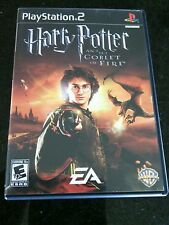 Harry Potter and the Goblet of Fire Sony PlayStation 2, 2005 PS2 Complete Game