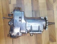 Triumph Rigid, Gearbox used 6471 SM T910. 4-speed.5T.6T.T100