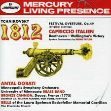 Antal Dor ti - 1812 Overture / Wellington's Victory [New CD]