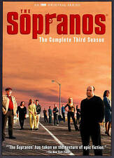 The Sopranos - The Complete Third Season (DVD, 2015, 4-Disc Set)
