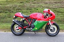 Ducati 1000 992cc Ltd Edn Sport/Tourer Cafe Racer