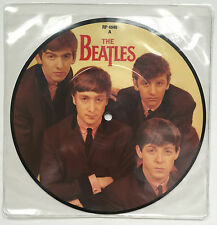 "Picture disc 7"" ~ BEATLES ""Love Me Do / P.S. I Love You"" orig UK '82 MINT!"