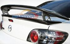 Carbon Fiber MSPEED GT REAR WING TRUNK SPOILER WITH Bracket For MAZDA RX8 T017