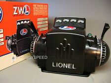 LIONEL ZW-L ADVANCED TRANSFORMER train power pack o gauge 620 WATT 6-37921  NEW