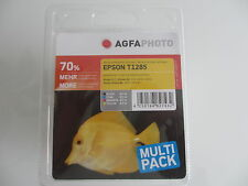 Agfa photo no es original t1285 multi pack Epson Stylus sx-230 -235 -440 - 430w