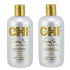 2 X CHI KERATIN CONDITIONER 12 OZ - BRAND NEW !! (2 PACKS)