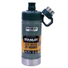 Stanley 10-02105-001 Classic Vacuum Insulated Water Bottle 18oz Green