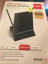 Amplified Digital indoor tv antenna... New