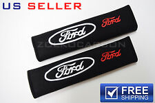 FORD SHOULDER PADS SEAT BELT 2PCS F-150 MUSTANG FIESTA FOCUS SP11