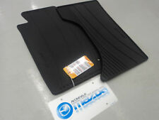 Mazda MX-5 Miata 2006-2015 New OEM all weather rubber floor mats 0000-8B-D18A