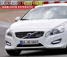 CREE LED daytime running lights with DRL fog lamp cover for VOLVO 2009-2012 S60