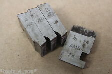 """Alfred Herbert 5/8"""" x 14 Tpi BSP Coventry Die Chasers For 3/4"""" Head CD143"""