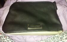 Brand New Black & Gold  Victoria Secret Makeup Bag/ Cosmetic Bag