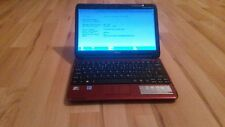 "acer aspire one za3 751h 11.6"" netbook - red"