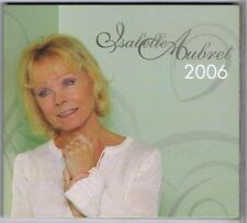 CD MAXI 3 TITRES ISABELLE AUBRET 2006 DIGIPACK