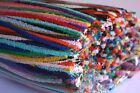 1000 Cotton Pipe Cleaners (15cm length) - Choose from 15 colours