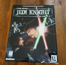 Star Wars: Jedi Knight -- Dark Forces II (PC, 1997) Big Box