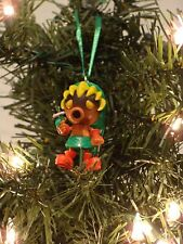 NINTENDO LEGEND OF ZELDA CHRISTMAS ORNAMENT DEKU LINK CUSTOM MADE Majora's Mask