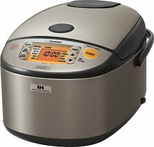 Zojirushi NP-HCC18 10-Cup Induction Heating System Rice Cooker Warmer FREE GIFT