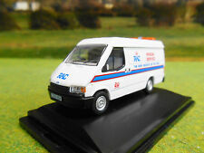 OXFORD RAC RESCUE SERVICE FORD TRANSIT MARK 3 LWB VAN 1/76 76FT3006