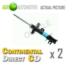 2 x CONTINENTAL DIRECT FRONT SHOCK ABSORBERS SHOCKERS STRUTS OE QUALITY GS3147FL