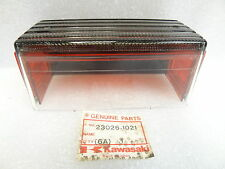 Kawasaki NOS NEW  23026-1021 Tail Lamp Light Lens EX KZ ZX EX305 KZ1100  1980-86